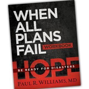 Book: When All Plans Fail Workbook – NEW!
