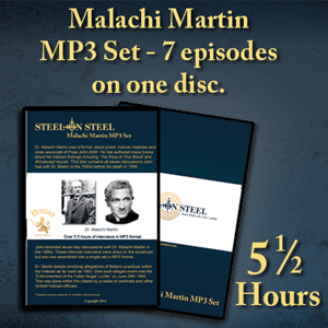 Malachi Martin Interview Set