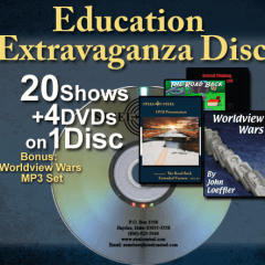 Education Extravaganza Disc - Over 32 Hours!
