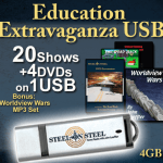 Education Extravaganza USB - Over 32 Hours!