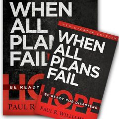 Books: When All Plans Fail Book+Workbook Combo - NEW!