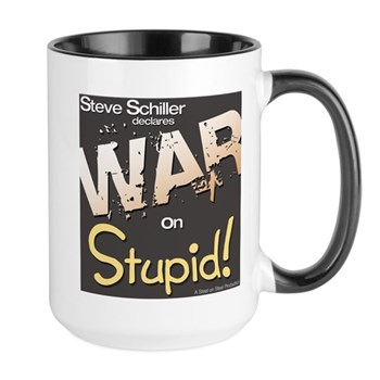 Get your War on Stupid merch here!